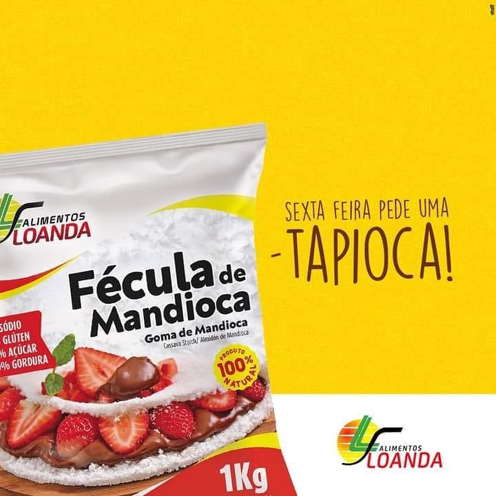 Tapioca Loanda