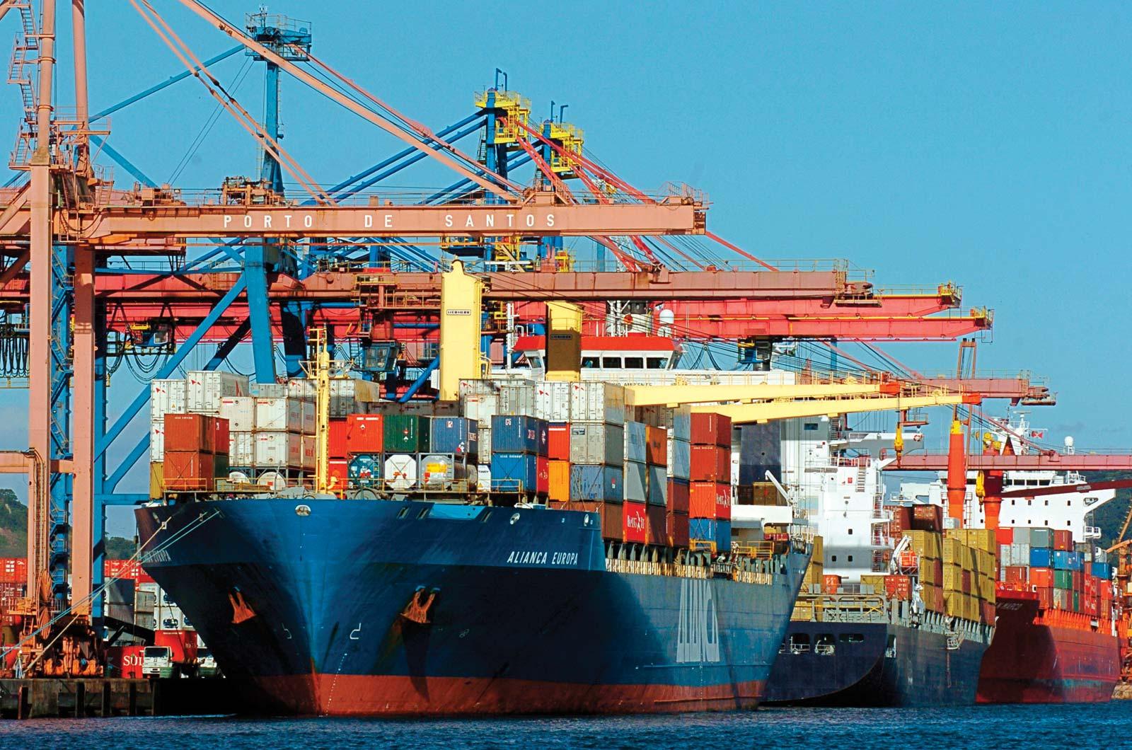 Exportações do agro batem US$ 10 bilhões em abril