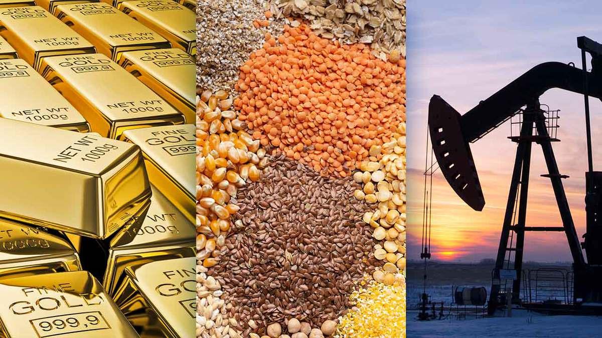 Commodities agrícolas caem forte com pressão da variante delta e petróleo em queda