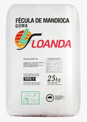 FÉCULA LOANDA
