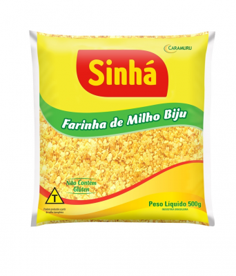 Farinha de Milho Biju Sinhá