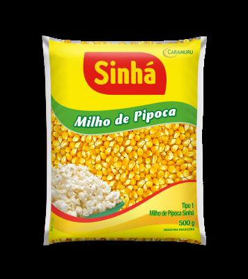 Milho de Pipoca Sinhá