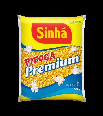 Milho de Pipoca Premium Sinhá 500gr