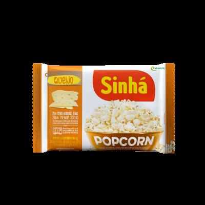 Pipoca Micro-ondas Popcorn Queijo Sinhá