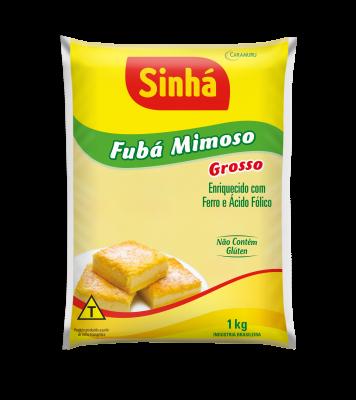 Fubá Mimoso Grosso Sinhá
