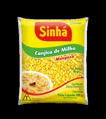 Canjica de Milho Amarelo Sinhá