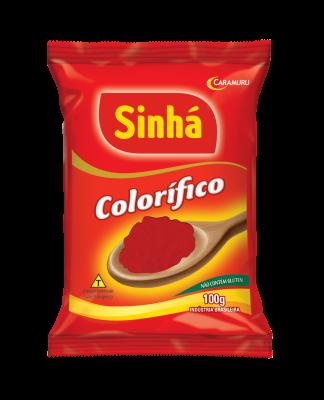 Colorífico Sinhá 100gr