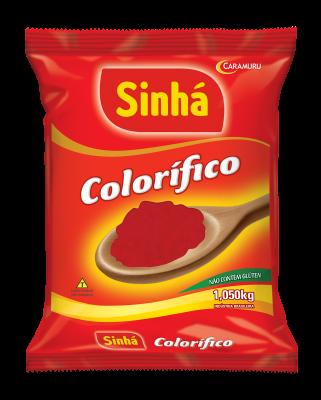 Colorífico Sinhá 1050kg