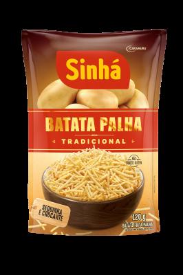 Batata Palha Tradicional Sinhá