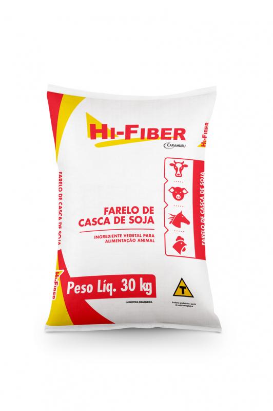 Farelo de Casca de Soja Hi-Fiber